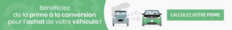 Bénéficiez de la prime à la conversion pour l'achat de votre occasion : calculez votre éligibilité !