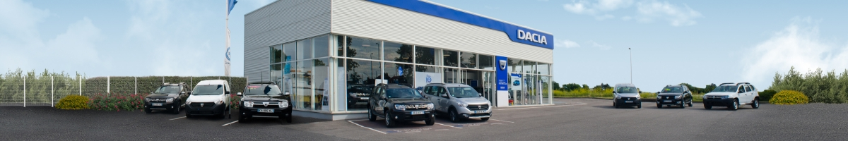 Concession Dacia - 1
