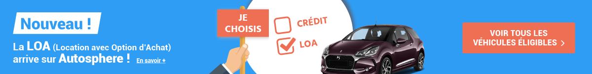 Financement crédit/LOA