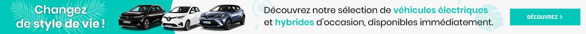 Véhicules électriques et hybrides